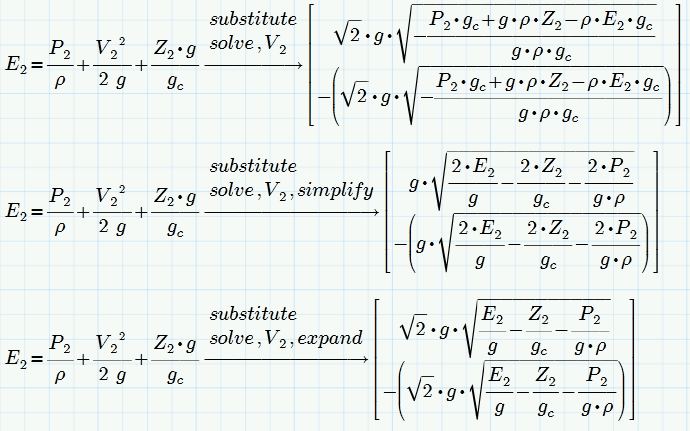 Solved Unexpected Imaginary Numbers In Symbolic Solve Ptc Community