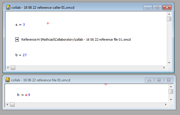 reference files not working - PTC User Community