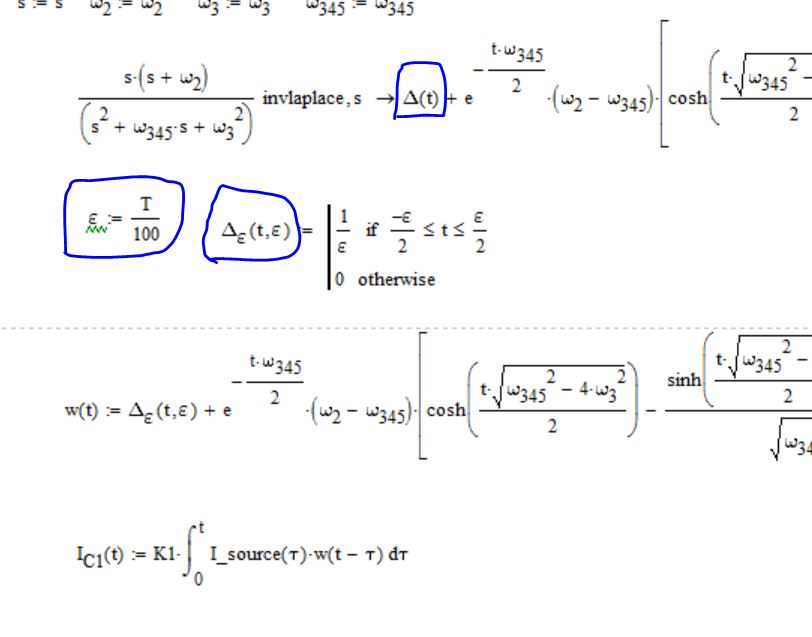 Solved: How to solve a RC circuit, including piecewise an