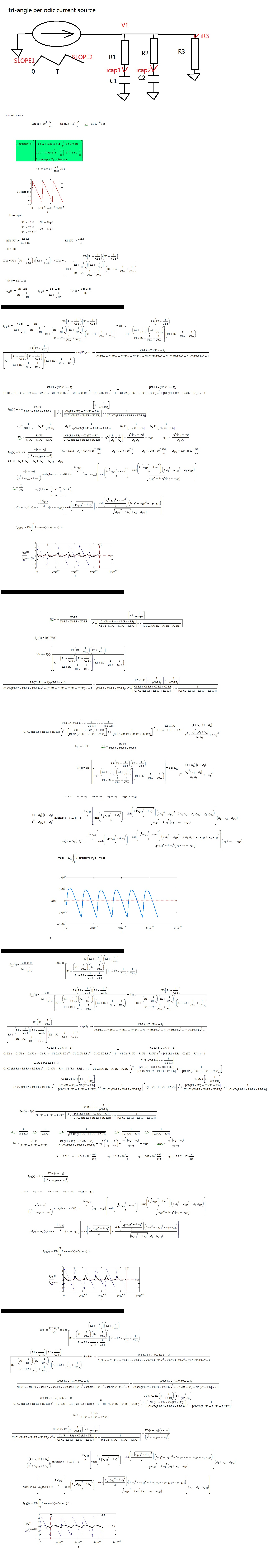 Solved How To Solve A Rc Circuit Including Piecewise An Ptc Pictures Circuit0
