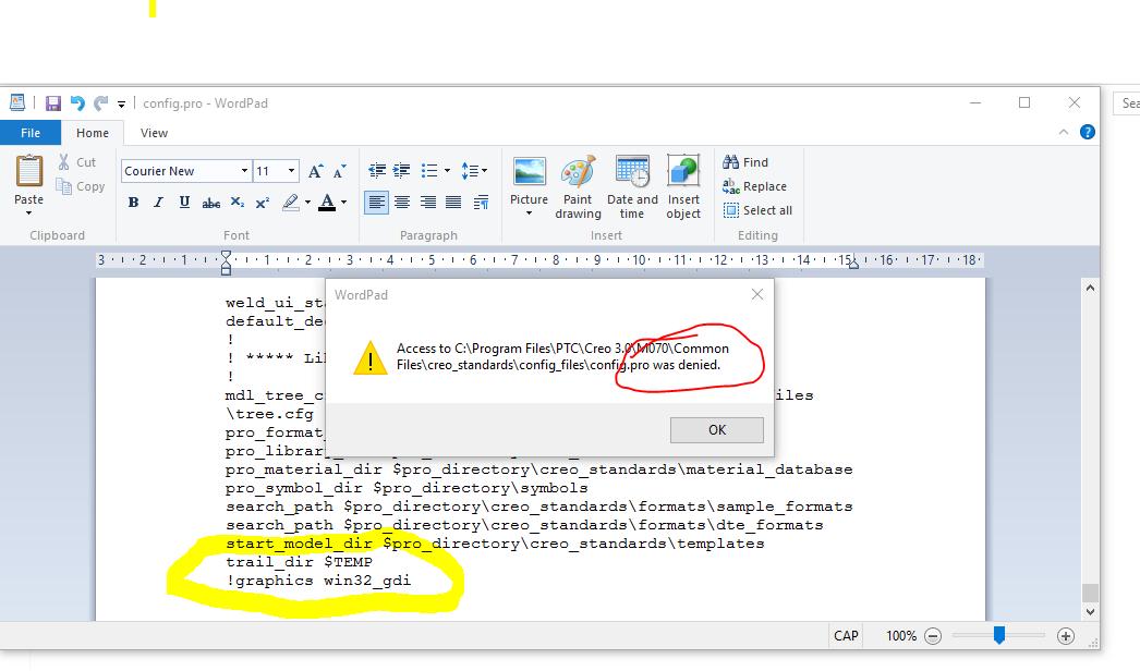 Config pro 6 software