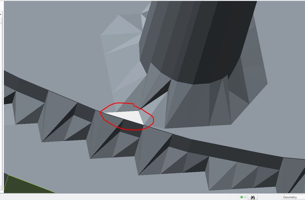 Solved: ShrinkWrap Faceted Solid fails - PTC Community
