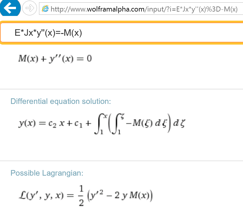 Solved: Re: System of ordinary differential equation solve    - PTC