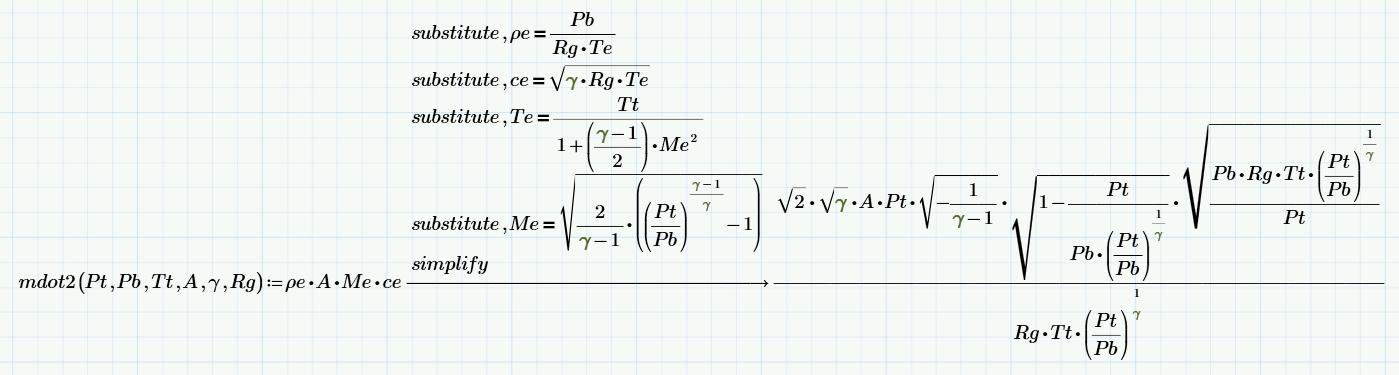 Solved: symbolic algebra and substitution - PTC Community