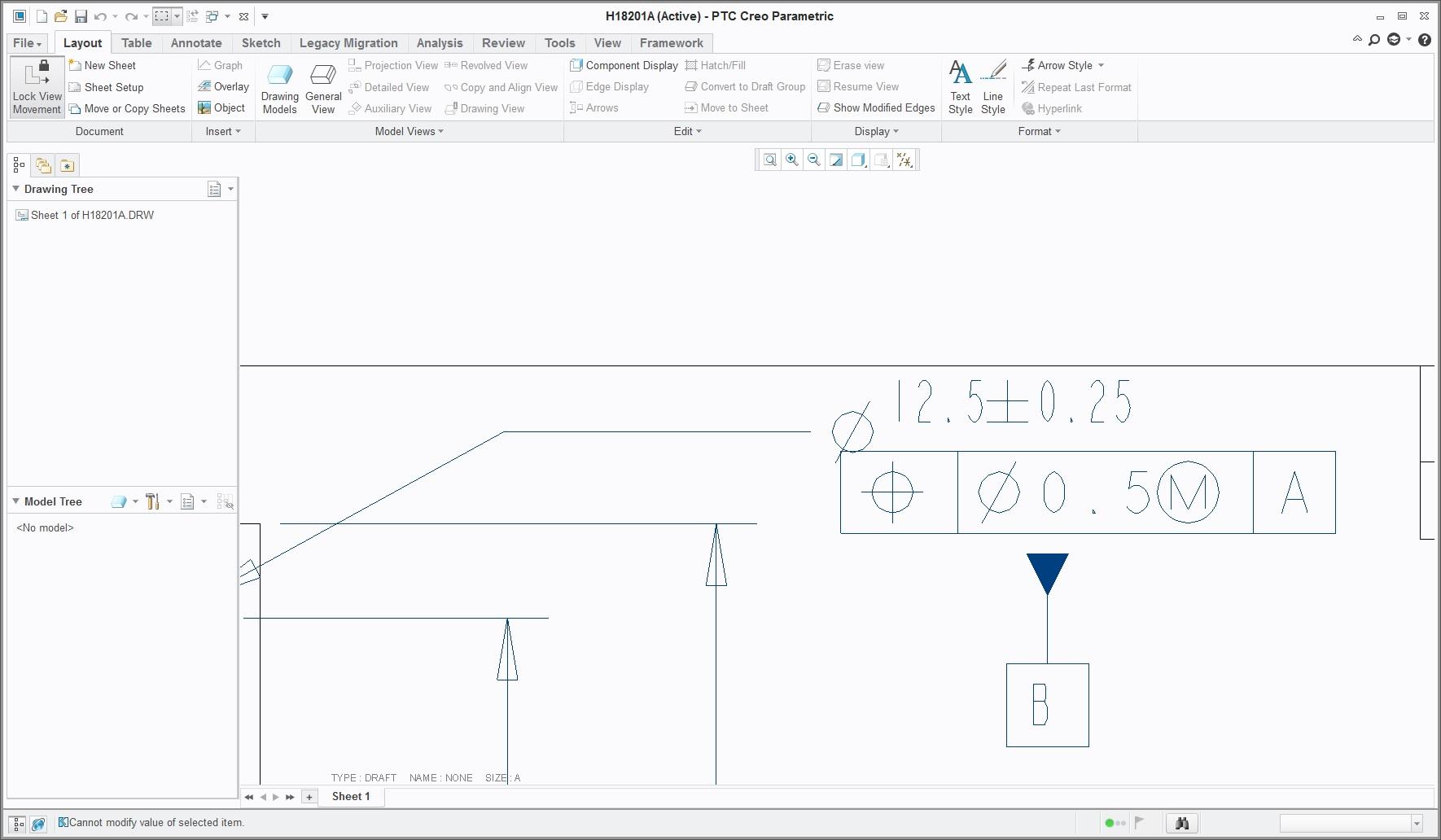 Editing import drawing data? - PTC Community