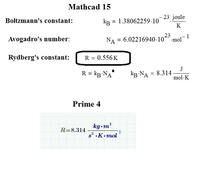 how to find the value of rydberg constant