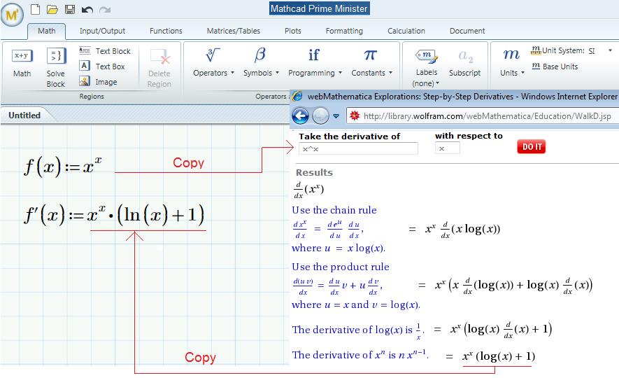 Mathcad Pm And Cloud Symbolic Math Ptc Community
