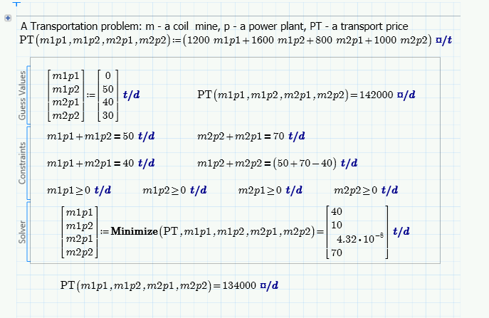 Prime (with me) cannot solve a transportation prob    - PTC Community