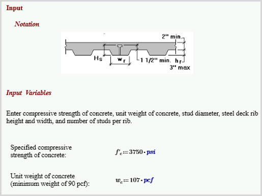 Building Structural Design - Shear Capacity of Wel    - PTC
