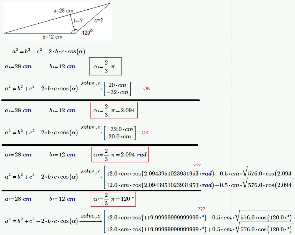 Symbol Math And Units In Ptc Community