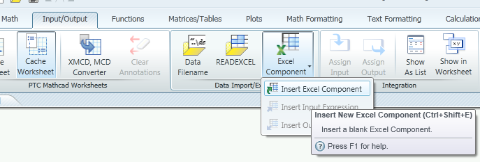 Solved Excel Ponent Not Working Mathcad Prime 30 Ptc Munity. Worksheet. Mathcad Worksheet Exle At Mspartners.co