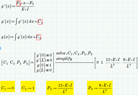 Solved Solving Symbolically A System Of Equations With Bo Ptc