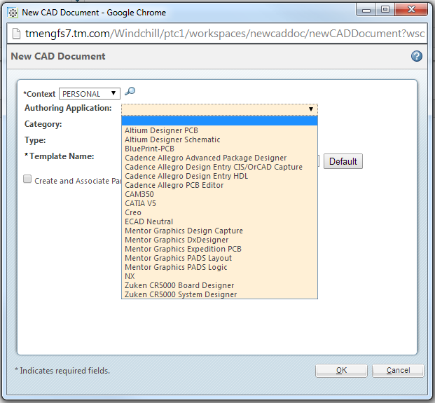 Configuring windchill for solidworks ptc community 1g malvernweather Gallery