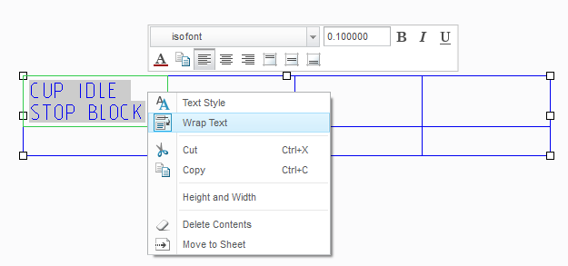 Solved word wrap parameter driven text in table cells for Table th word wrap