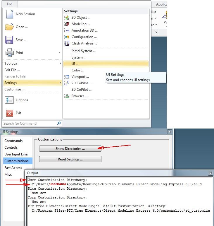 Find customisation directory.jpg