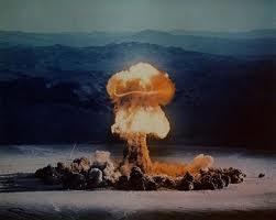 Image result for atom bomb test