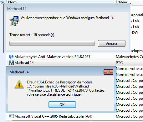 Why Do I See Error Message When Installing MATLAB Compiler