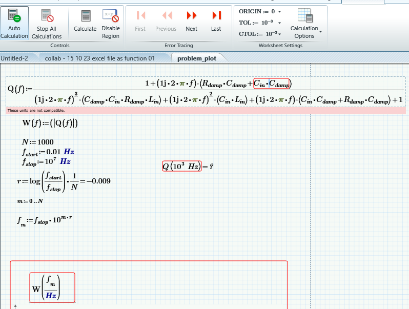Solved re bode plot from given transfer function in math page i dont know whether its what you want but i changed one of the capacitances to be rdamp and in the expression on the denominator and this at least ccuart Choice Image