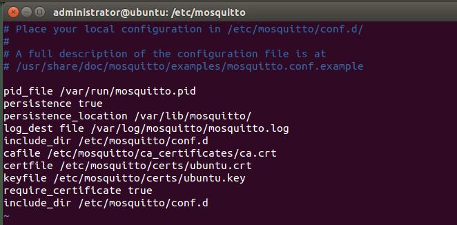 Securing MQTT connection to Thingworx platform - PTC Community