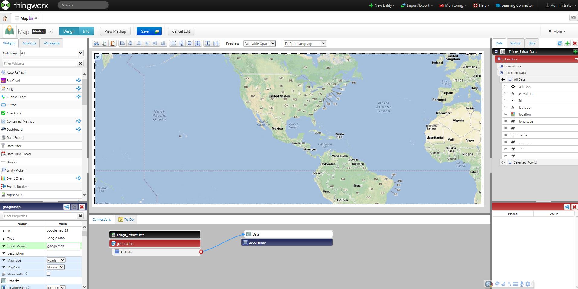 Google Map Problem - PTC Community
