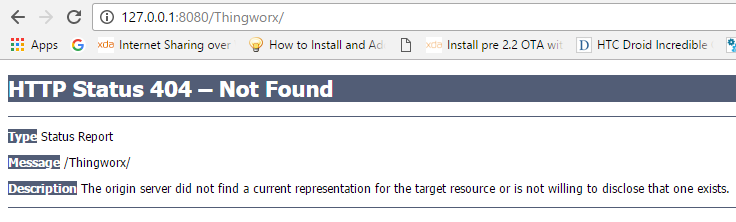 just install ThingWorx but can not start - PTC Community