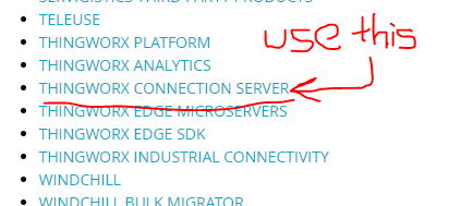 Solved: Not able to download azure iot connector - PTC Community