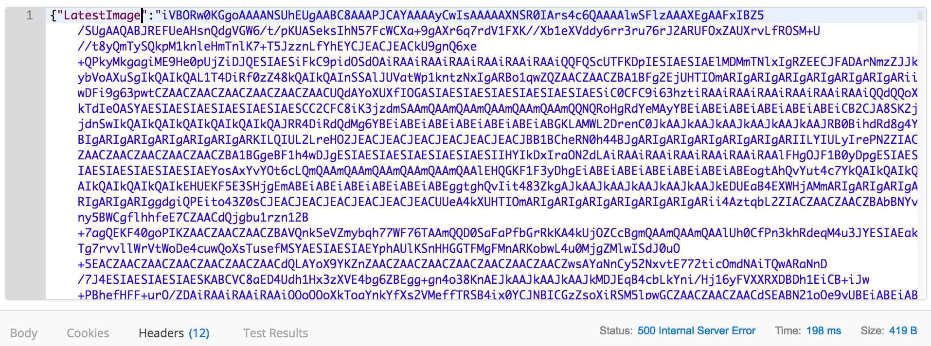 Solved: Uploading an image through REST api to an image pr    - PTC