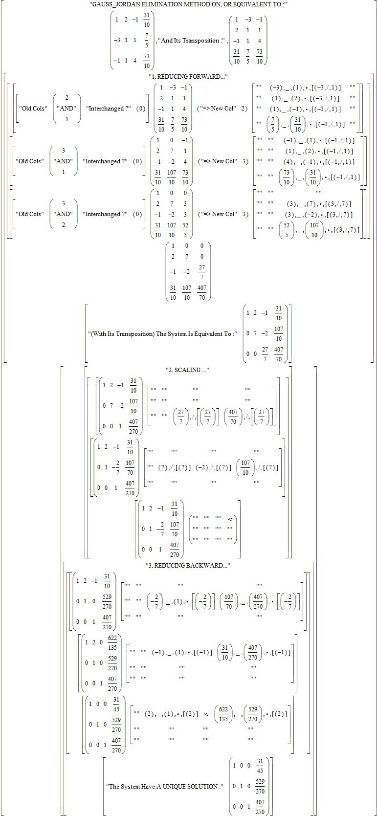 LU Decomposition Method, Really Need Help ASAP - PTC Community