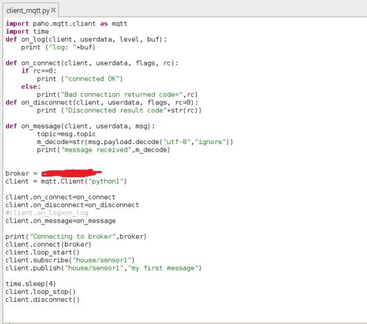 Sending data from Raspberry Pi to Thingworx using     - PTC