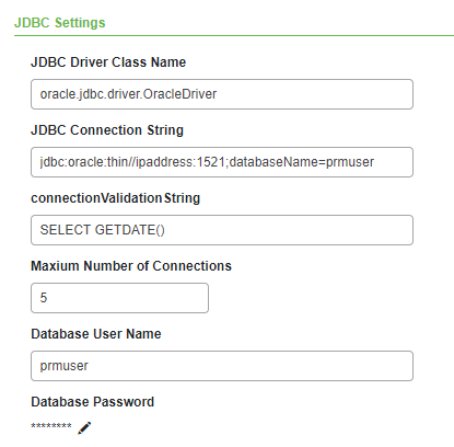 Solved: local oracle database connectivity - PTC Community