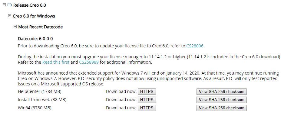 Creo 6 Download.PNG