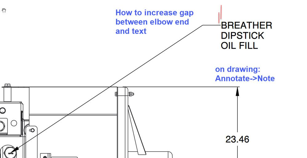 How to increase the gap between elbow end and text.jpg