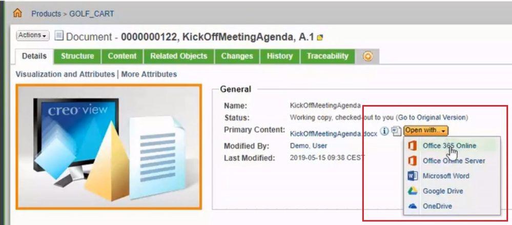Windchill Office Integration.jpg