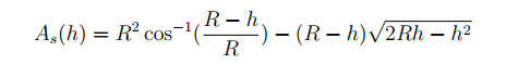 Cross section Area equation.PNG