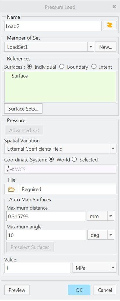 Pressure Distribution external from file.JPG