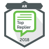 Top Replier 2018
