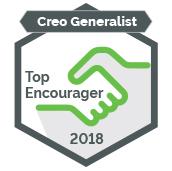 Top Encourager 2018