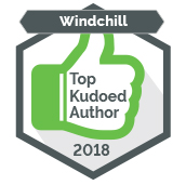 Top Kudoed Author 2018