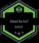 Top IoT  Kudoed Author 2019