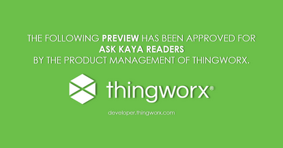 ThingWorx Preview Banner for Ask Kaya.png
