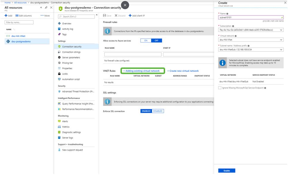 How can I configure ThingWorx with Azure PostgreSQ    - PTC