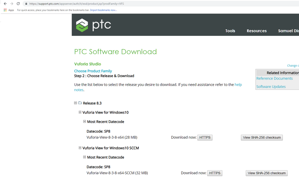 VuforiaView_ptc_download_page.png