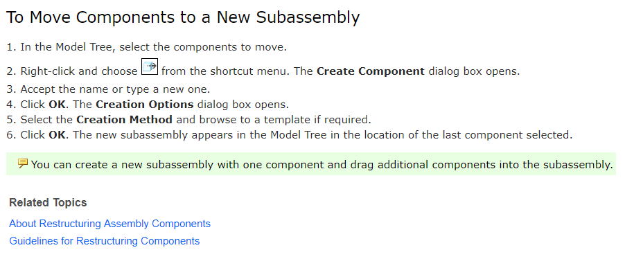 Move components to a new subassembly.png