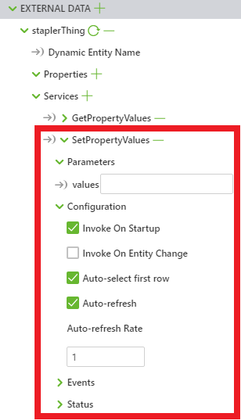 Solved: Writing Values to Things From Vuforia - PTC Community