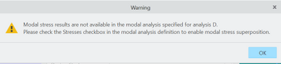 warning about stress included in modal analysis.PNG