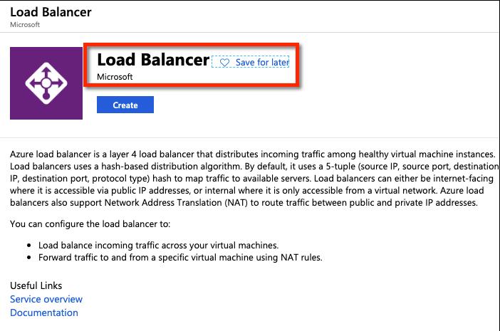 Setting Up Azure Load Balancer with a ThingWorx Hi    - PTC Community