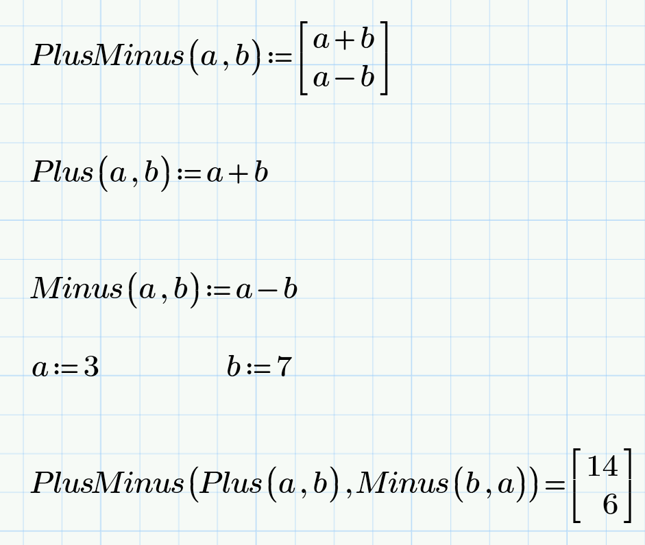 How To Do Plus And Minus Sign In Mathcad Prime 4 Ptc Community
