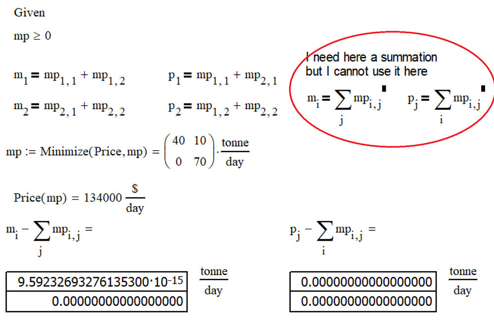 Solved One Transport Problem Linear Programming In Matr Ptc