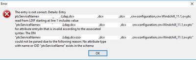 WindchillDS JNDI Adapter issue.png