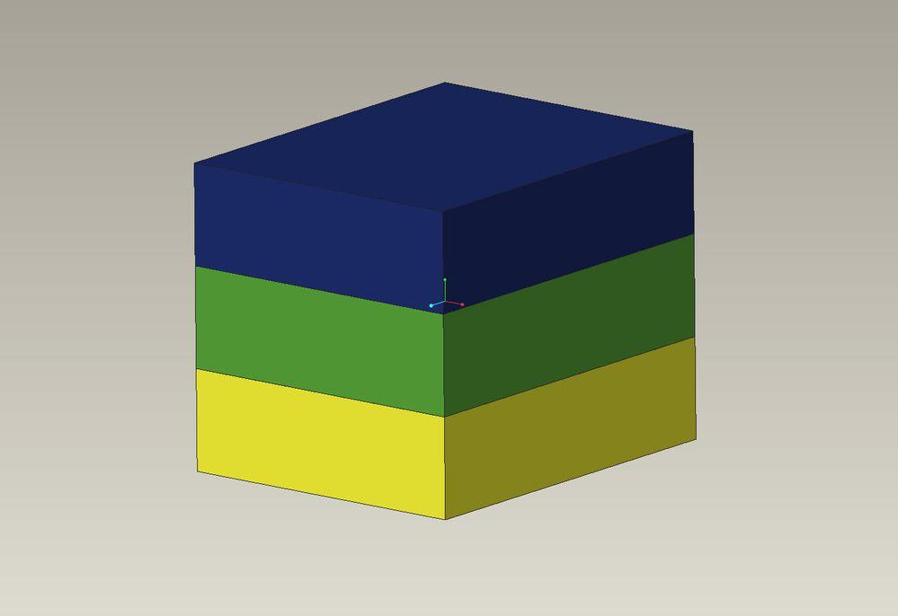 Assembled by default slices